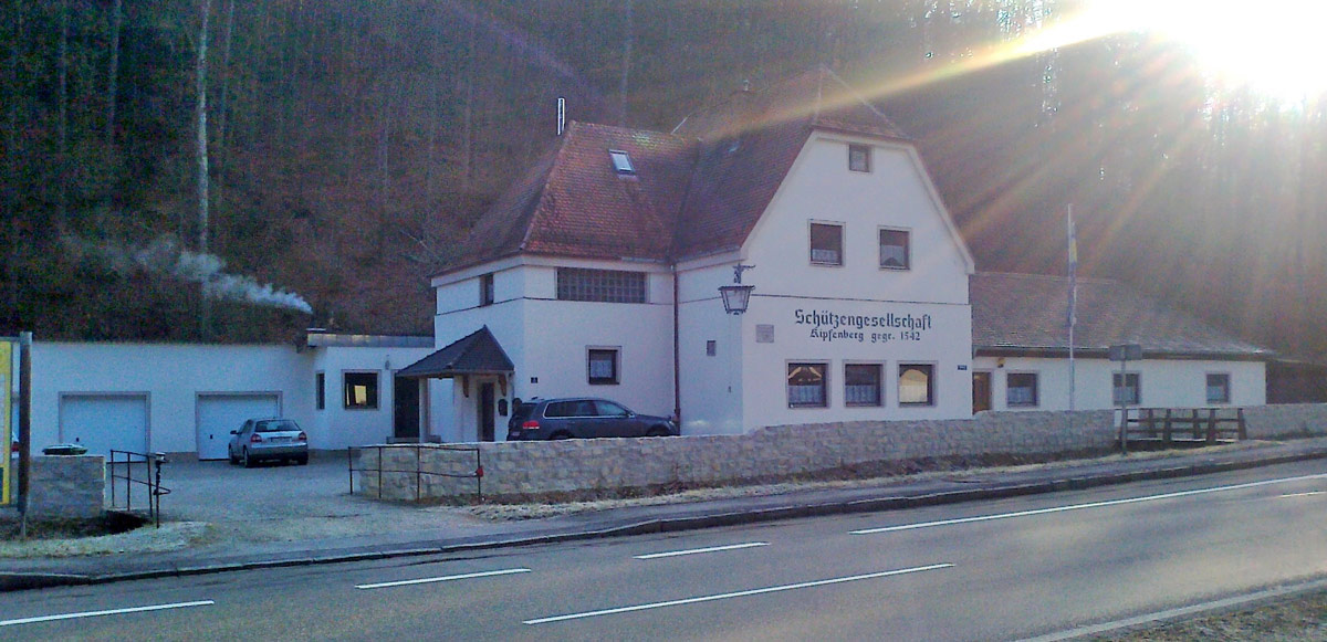 Firmensitz KW Bau in Kipfenberg